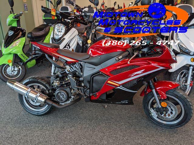 2021 Daix Ninja 49cc Street Bike