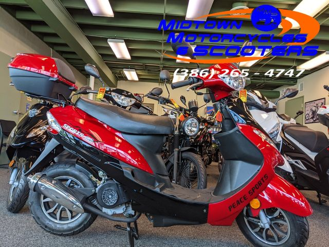 2021 Daix QT6 Scooter 49cc