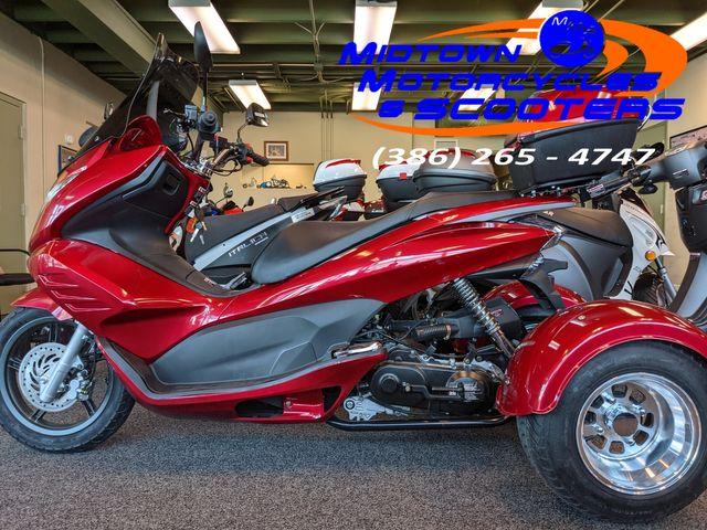 2021 Daix Trike Scooter 49cc