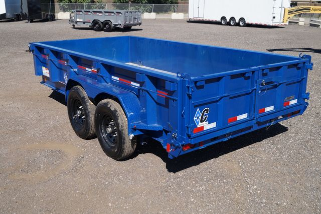 2021 Diamond C - 14' Low Pro Dump - $9,995 in Keller, TX 76111