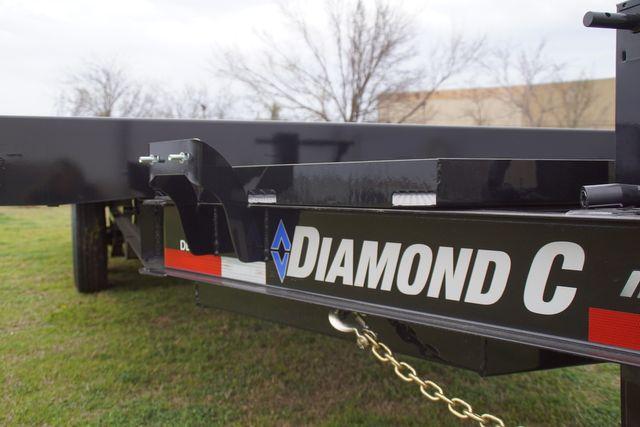 2021 Diamond C 20' Deck Over Power Tilt in Keller, TX 76111