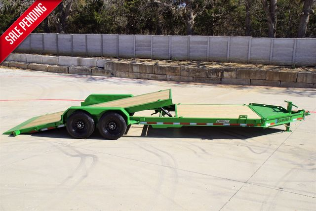 "2021 Diamond C 82"" x 24' HDT TANDEM AXLE TILT TRAILER in Keller, TX 76111"
