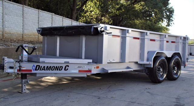 2021 Diamond C 82'' X 12' LOW PROFILE 14K DUMP TRAILER ***SALE ZERO INFALTION*** $12,995 in Keller, TX 76111