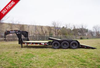 2021 Diamond C 82''X 25' TRIPLE AXLE TILTING HD GOOSENECK TRAILER in Keller, TX 76111