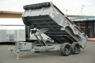 """2021 Diamond C EDM 12' X 77"""" $8295.00 in Keller, TX 76111"""