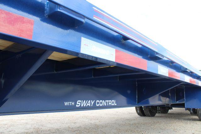 "2021 Diamond C FMAX210 - 35' Max Ramps Goose Neck 35' x 102"" Engineered Beam Max Ramps CONROE, TX 12"
