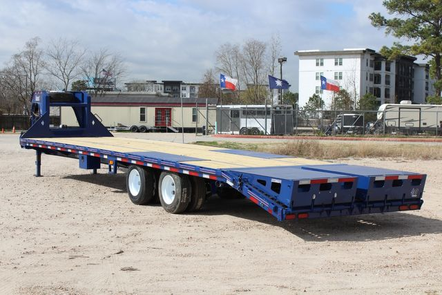 "2021 Diamond C FMAX210 - 35' Max Ramps Goose Neck 35' x 102"" Engineered Beam Max Ramps CONROE, TX 14"