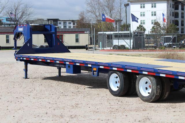 "2021 Diamond C FMAX210 - 35' Max Ramps Goose Neck 35' x 102"" Engineered Beam Max Ramps CONROE, TX 15"