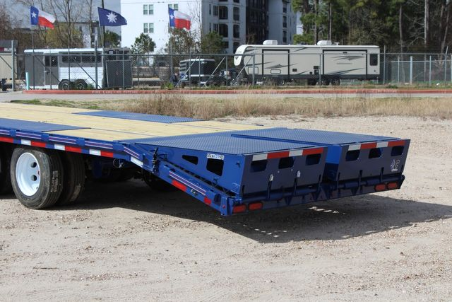 "2021 Diamond C FMAX210 - 35' Max Ramps Goose Neck 35' x 102"" Engineered Beam Max Ramps CONROE, TX 16"