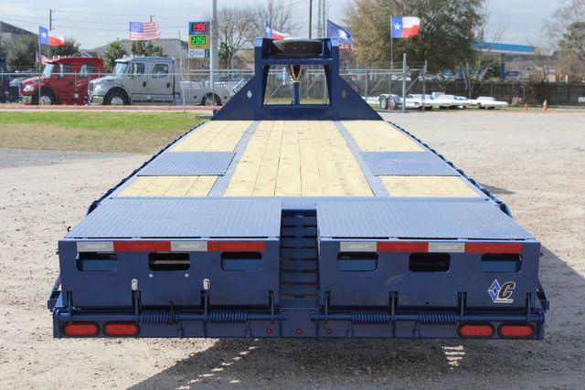 "2021 Diamond C FMAX210 - 35' Max Ramps Goose Neck 35' x 102"" Engineered Beam Max Ramps CONROE, TX 19"