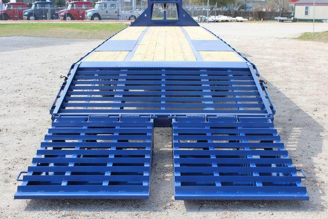 "2021 Diamond C FMAX210 - 35' Max Ramps Goose Neck 35' x 102"" Engineered Beam Max Ramps CONROE, TX 20"