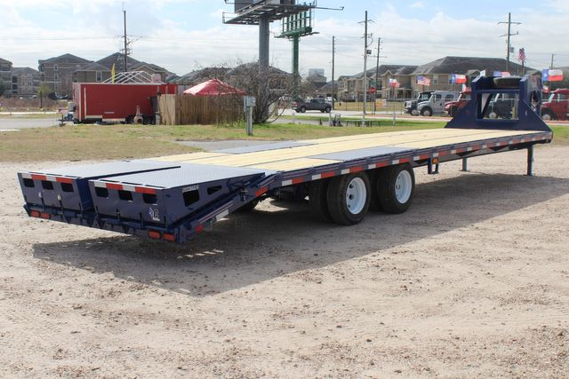 "2021 Diamond C FMAX210 - 35' Max Ramps Goose Neck 35' x 102"" Engineered Beam Max Ramps CONROE, TX 25"