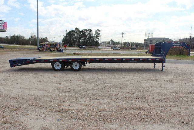 "2021 Diamond C FMAX210 - 35' Max Ramps Goose Neck 35' x 102"" Engineered Beam Max Ramps CONROE, TX 26"