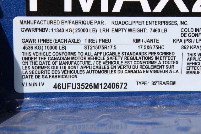 "2021 Diamond C FMAX210 - 35' Max Ramps Goose Neck 35' x 102"" Engineered Beam Max Ramps CONROE, TX 29"