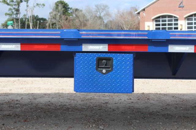 "2021 Diamond C FMAX210 - 35' Max Ramps Goose Neck 35' x 102"" Engineered Beam Max Ramps CONROE, TX 8"
