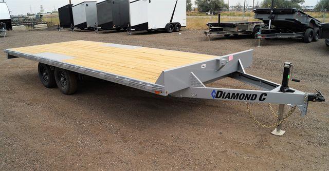 "2021 Diamond C GDD 20'x102"" $7,395 in Keller, TX 76111"