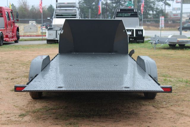 2021 Diamond C GSF252 20X82 General Steel Floor Trailer 20' Hydraulic Tilt CONROE, TX 12