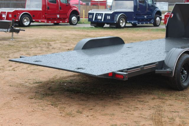 2021 Diamond C GSF252 20X82 General Steel Floor Trailer 20' Hydraulic Tilt CONROE, TX 13