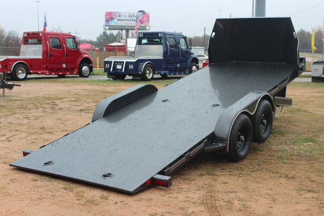 2021 Diamond C GSF252 20X82 General Steel Floor Trailer 20' Hydraulic Tilt CONROE, TX 24