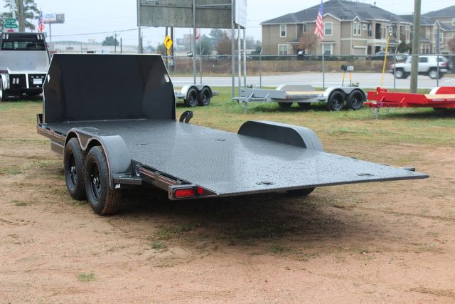 2021 Diamond C GSF252 20X82 General Steel Floor Trailer 20' Hydraulic Tilt CONROE, TX 9