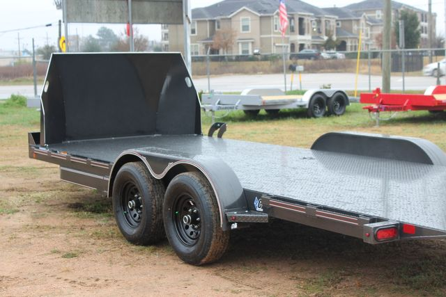 2021 Diamond C GSF252 20X82 General Steel Floor Trailer 20' Hydraulic Tilt CONROE, TX 10