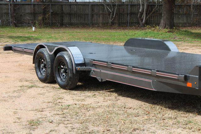 2021 Diamond C GSF252 - 22 General Steel Floor Trailer, 9,890 GVWR Package 5k CONROE, TX 2
