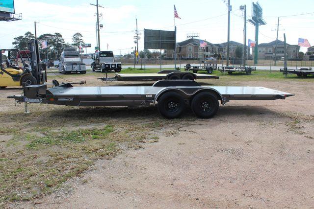 2021 Diamond C GSF252 - 22 General Steel Floor Trailer, 9,890 GVWR Package 5k CONROE, TX 15