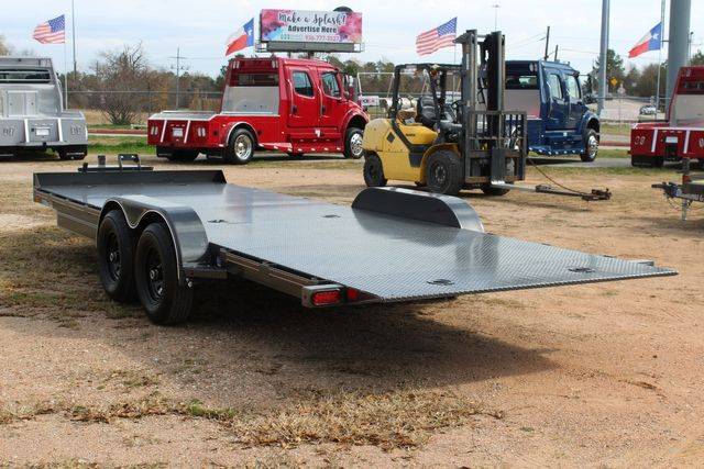 2021 Diamond C GSF252 - 22 General Steel Floor Trailer, 9,890 GVWR Package 5k CONROE, TX 17