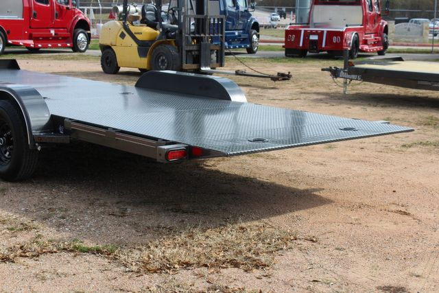 2021 Diamond C GSF252 - 22 General Steel Floor Trailer, 9,890 GVWR Package 5k CONROE, TX 20