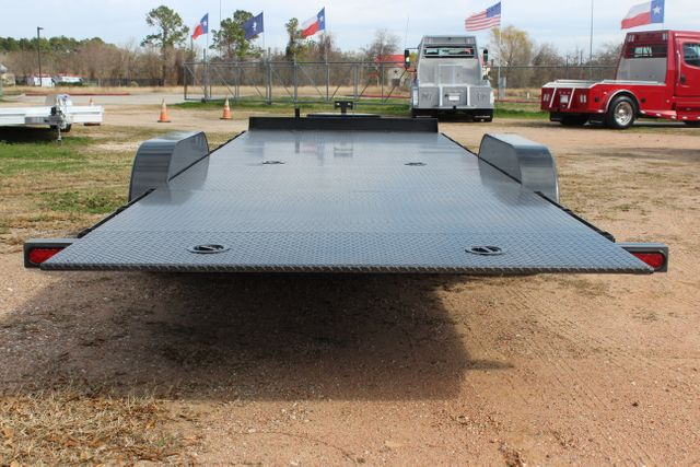 2021 Diamond C GSF252 - 22 General Steel Floor Trailer, 9,890 GVWR Package 5k CONROE, TX 21