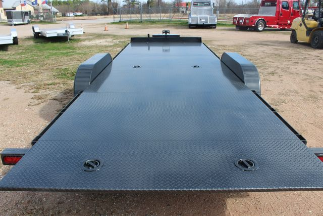 2021 Diamond C GSF252 - 22 General Steel Floor Trailer, 9,890 GVWR Package 5k CONROE, TX 22