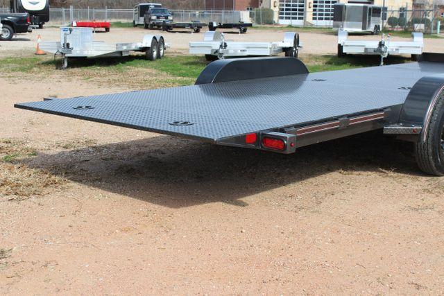2021 Diamond C GSF252 - 22 General Steel Floor Trailer, 9,890 GVWR Package 5k CONROE, TX 24