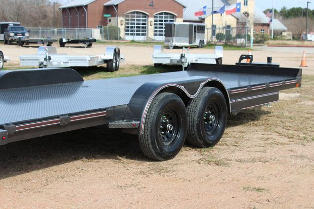 2021 Diamond C GSF252 - 22 General Steel Floor Trailer, 9,890 GVWR Package 5k CONROE, TX 25