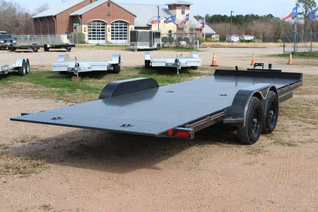 2021 Diamond C GSF252 - 22 General Steel Floor Trailer, 9,890 GVWR Package 5k CONROE, TX 27
