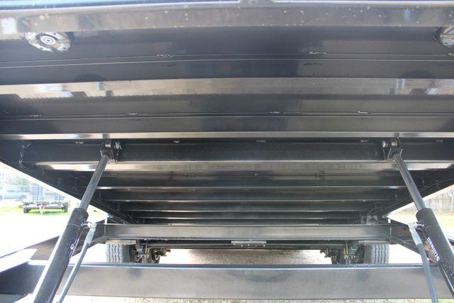 2021 Diamond C GSF252 - 22 General Steel Floor Trailer, 9,890 GVWR Package 5k CONROE, TX 6