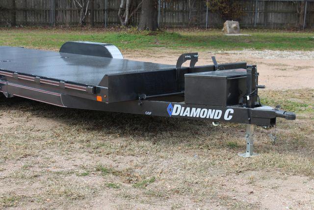 2021 Diamond C GSF252 - 22 General Steel Floor Trailer, 9,890 GVWR Package 5k CONROE, TX 3