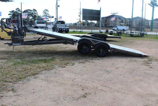 2021 Diamond C GSF252 - 22 General Steel Floor Trailer, 9,890 GVWR Package 5k CONROE, TX 16