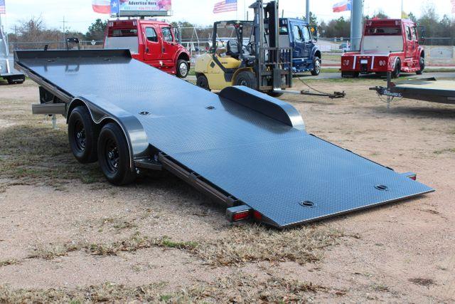 2021 Diamond C GSF252 - 22 General Steel Floor Trailer, 9,890 GVWR Package 5k CONROE, TX 18