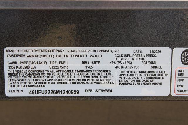 2021 Diamond C GSF252 - 22 General Steel Floor Trailer, 9,890 GVWR Package 5k CONROE, TX 29
