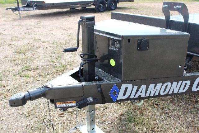 2021 Diamond C GSF252 - 22 General Steel Floor Trailer, 9,890 GVWR Package 5k CONROE, TX 8