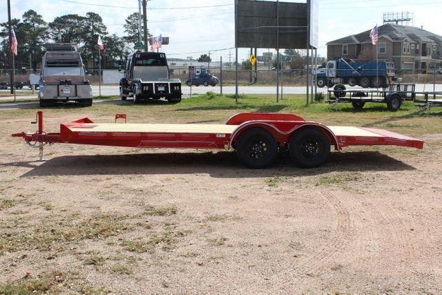 2021 Diamond C GTF235 - 20x83 General Tandem Flatbed - Open Car Trailer/ Hauler CONROE, TX 10