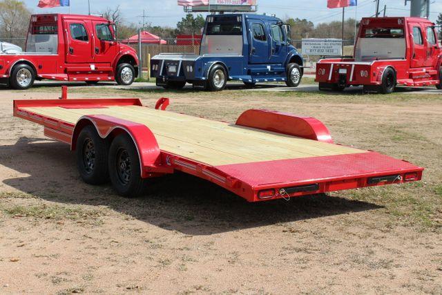 2021 Diamond C GTF235 - 20x83 General Tandem Flatbed - Open Car Trailer/ Hauler CONROE, TX 11