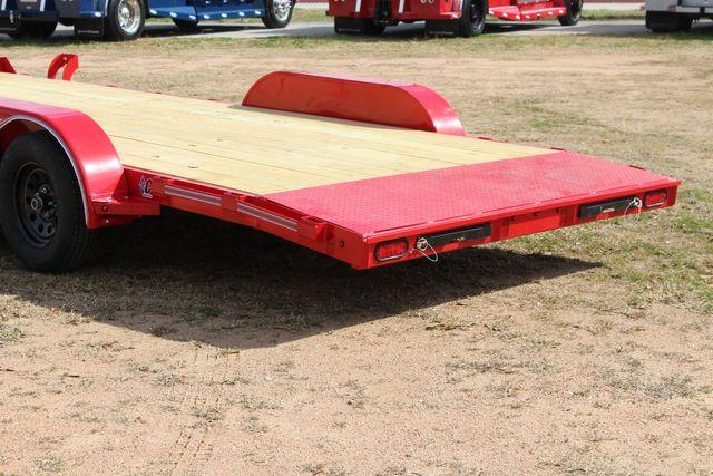 2021 Diamond C GTF235 - 20x83 General Tandem Flatbed - Open Car Trailer/ Hauler CONROE, TX 13