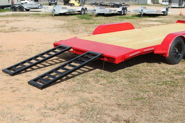2021 Diamond C GTF235 - 20x83 General Tandem Flatbed - Open Car Trailer/ Hauler CONROE, TX 18