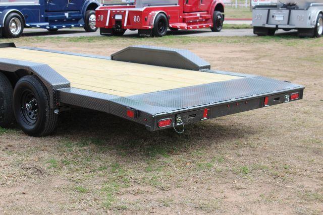 2021 Diamond C GTF252 20x82 20' Open Car Hauler - Drive Over Fenders - CONROE, TX 10