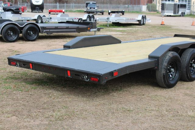 2021 Diamond C GTF252 20x82 20' Open Car Hauler - Drive Over Fenders - CONROE, TX 16