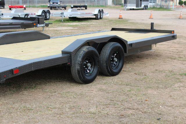 2021 Diamond C GTF252 20x82 20' Open Car Hauler - Drive Over Fenders - CONROE, TX 18