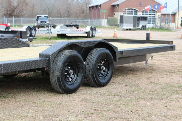 2021 Diamond C GTF252 20x82 20' Open Car Hauler - Drive Over Fenders - CONROE, TX 19
