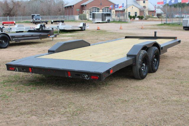 2021 Diamond C GTF252 20x82 20' Open Car Hauler - Drive Over Fenders - CONROE, TX 20