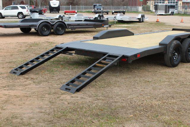 2021 Diamond C GTF252 20x82 20' Open Car Hauler - Drive Over Fenders - in Conroe, TX 77384